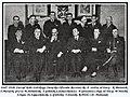 1938r Łódź Prezes Łódzkiego Koła ZOR, notariusz, Modest Słoniowski z członkami Zarządu.jpg