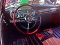 1951 Hudson maroon convertible Hershey 2012 d.jpg