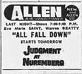 1962 - Allen Theater Ad- 10 Jul MC - Allentown PA.jpg