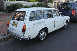 Volkswagen Type 3 - Image: 1969 Volkswagen 1600 Type 3 Squareback (17106727491)