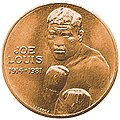 1981 Joe Louis Congressional Gold Medal front.jpg
