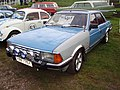 1982 Ford Granada 2.8 GL Automatic (14018053245).jpg