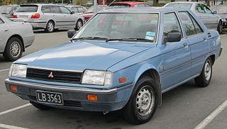 Mitsubishi Tredia Motor vehicle
