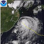 1989 Pacific typhoon Hope (Luming) July 19.jpg