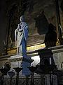 198 Basílica de Montserrat, capella de Sant Ignasi de Loiola, escultura de Venanci Vallmitjana.JPG