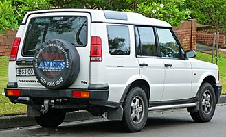 Land Rover Discovery - Pre-facelift Discovery II Td5