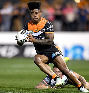 Kevin Naiqama Australian-Fijian rugby league player