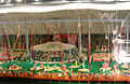 1 16 scale model of circus in the 1920s at Tibbals Learning Center, Circus Museum.jpg