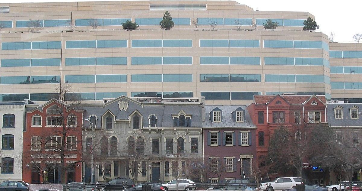 2000 Pennsylvania Avenue Wikipedia