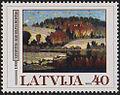 20010201 40sant Latvia Postage Stamp.jpg
