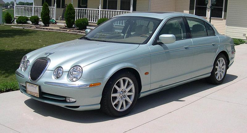 800Px 2001 Jaguar S Type
