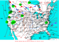 2004-02-27 Surface Weather Map NOAA.png