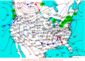 2004-03-09 Surface Weather Map NOAA.png
