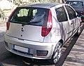 2004 Fiat Punto Sport 16V rear.jpg