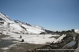 Rohtang Pass Wikipedia - Elevation in feet above sea level
