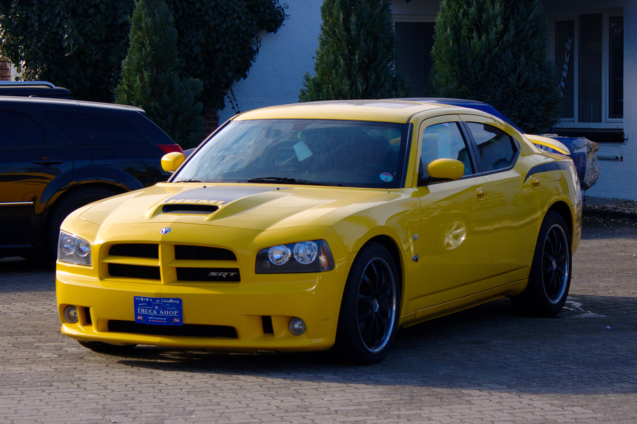 File 2007 Charger Super Bee Jpg Wikimedia Commons