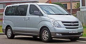 Hyundai Starex 2