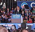 20081102 Obama-Springsteen Rally in Cleveland 2 (cropped2).JPG