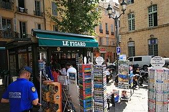 Provence-Alpes-Côte d'Azur - Aix-en-Provence