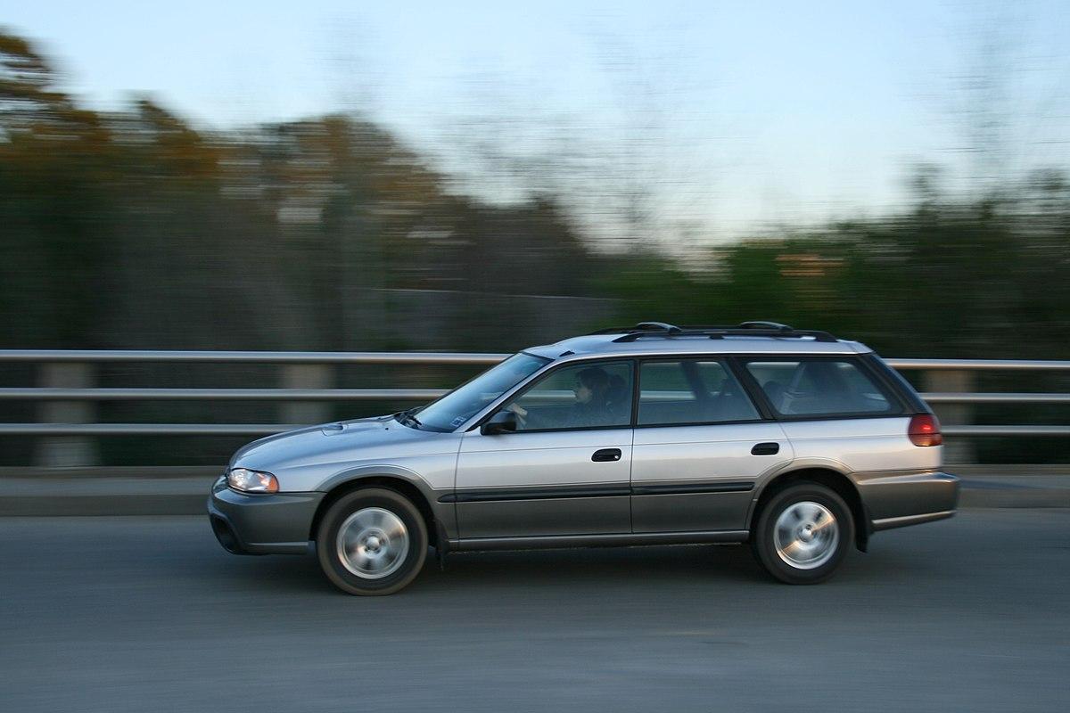 Subaru Crosstrek Used >> Subaru Outback - Wikipedia