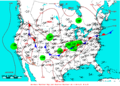 2009-06-10 Surface Weather Map NOAA.png