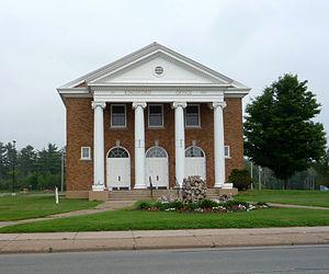 Kingsford, Michigan - City Hall