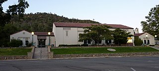 Mariposa County High School Public school in Mariposa, California, United States of America