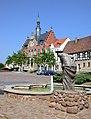 20090503145DR Dahlen (Sachsen) Rathaus Markt Sackhupper.jpg