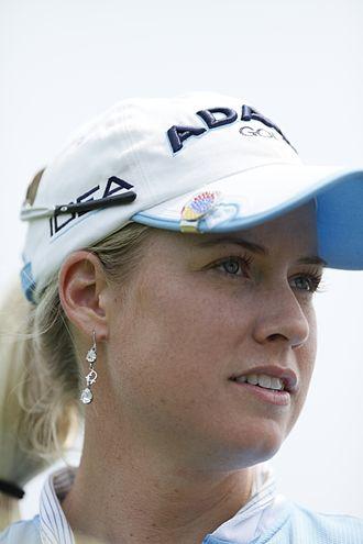 Brittany Lincicome - Lincicome at the 2009 LPGA Championship