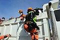 2010년 중앙119구조단 아이티 지진 국제출동100118 중앙은행 수색재개 및 기숙사 수색활동 (133).jpg