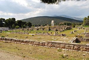 Epidaurus - Image: 20100408 epidaure 05