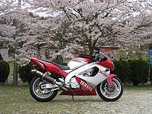 Yamaha Yzf 1000 R >> Yamaha Yzf1000r Thunderace Wikipedia