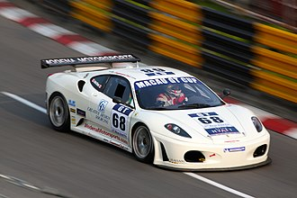 Ferrari F430 - Ferrari F430 Challenge at the Macau Gran Prix event