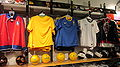 2010 World Cup gear, Niketown SF 2.JPG