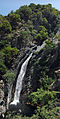 20110624 Fonias first Waterfall Pont Samothrace Thrace Greece Panoramic.jpg