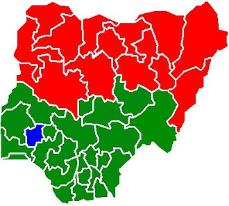 Nigerian presidential election, 2011 - Image: 2011 Nigerian presidential election