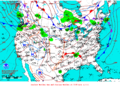 2012-02-22 Surface Weather Map NOAA.png