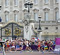 2012 Olympic men's 20 km walk at Buckingham Palace.JPG