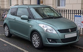Suzuki Swift - Wikipedia
