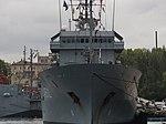 2013-08-30 Севастополь. Вспомогательное судно A512 Mosel ВМС Германии (9).JPG