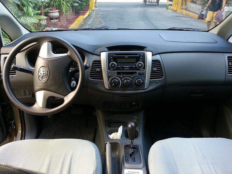Toyota Innova Car On Rent And Hire Delhi Delhi