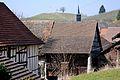 2014-03-09 13-00-14 Switzerland Kanton Schaffhausen Dörflingen Dörflingen, Hinterdorf.JPG