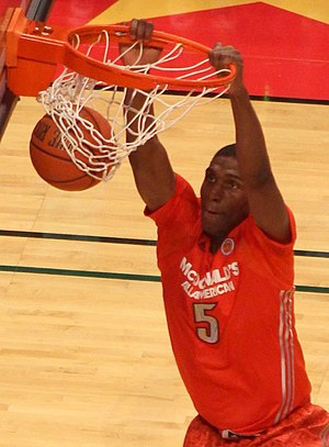 Kevon Looney - Looney in the 2014 McDonald's All-American Game
