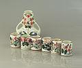 20140707 Radkersburg - Bottles - glass-ceramic (Gombocz collection) - H3809.jpg