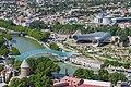 2014 Tbilisi, Widoki z Twierdzy Narikala (24).jpg