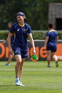 Ashleigh Hewson Rugby player