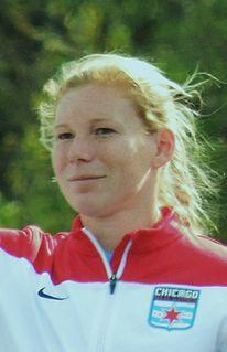 Lori Chalupny soccer player