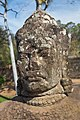 2016 Angkor, Angkor Thom, Brama południowa (23).jpg