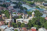 2016 Tbilisi, Widoki z Twierdzy Narikala (18).jpg