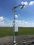 2017-06-06 10 45 33 Visibility sensor on the Automated Surface Observing System (ASOS) at Ronald Reagan Washington National Airport in Arlington County, Virginia.jpg